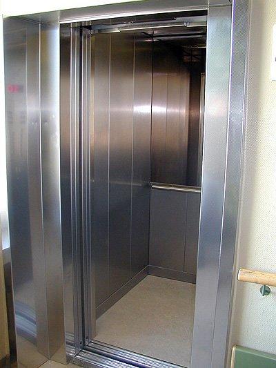 Лифт пассажирский ремонт