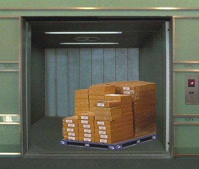 Гидравлические грузовые лифты