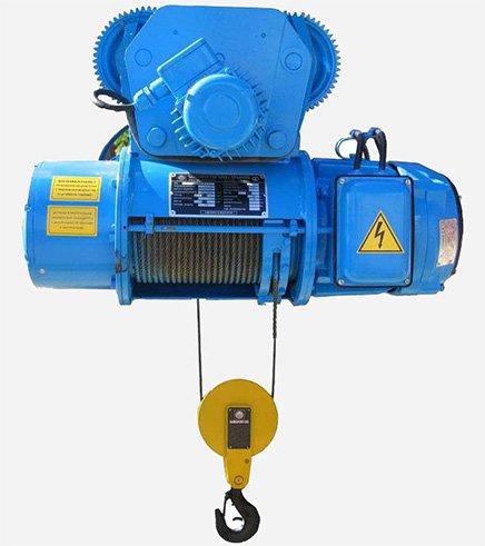 Болгарський електротельфер в/п 500 кг